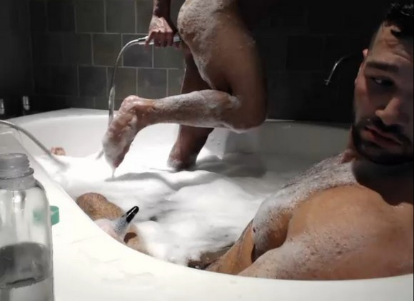 Fratmen Maddox Benji Shower Head Sex Toy Butt 2