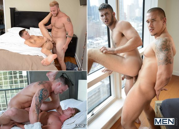 Gay Porn Jimmy Fanz Adam Bryant Tom Faulk