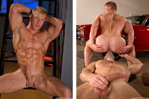 Muscle man facefuck girls free porn