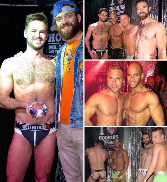 LA Rentboy Hookies Gay Porn Stars