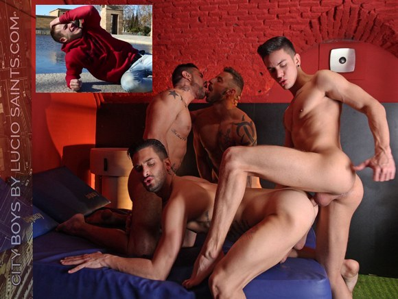 Luciosaints allen king angel cruz