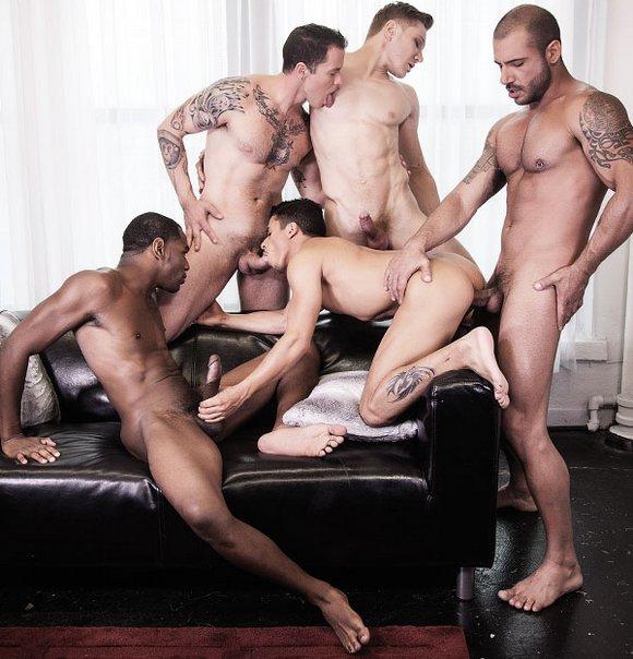 Max cameron orgy