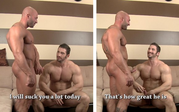 extremely impressive fucking in gay porn speaks for itself