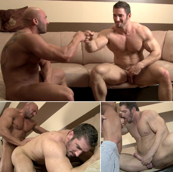 Christian Power Max Chevalier Gay Porn Bodybuilders