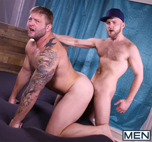 Colby Jansen Deviant Otter Gay Porn
