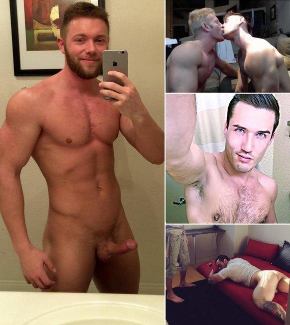 Gay Porn Dawson JohnnyV Theo Ford Emilio Calabria