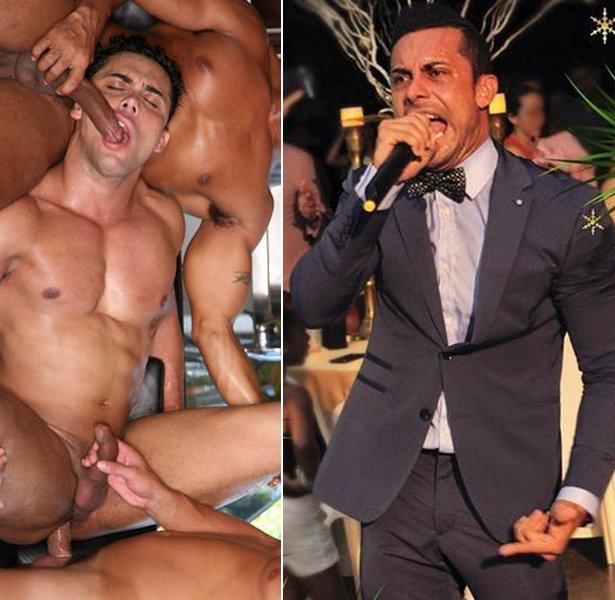 Gustavo Arrango Jose Santiago Pastor Gay Porn Star Kristen Bjorn