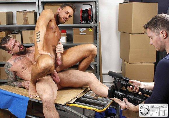 rocco behind the scenes