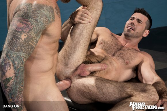 Gaystraight Mature Bear Gets Assfucked