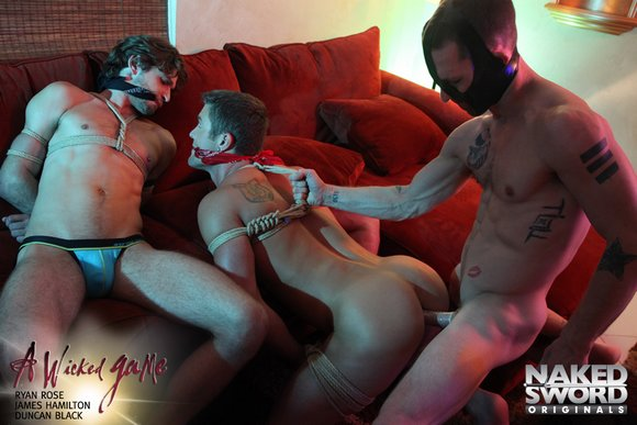 clips exclusively at free gay Duncan And Ryan Rose In