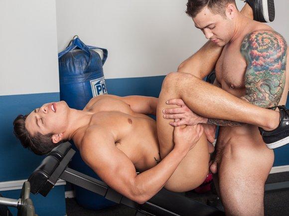 Caleb Strong Gay Porn