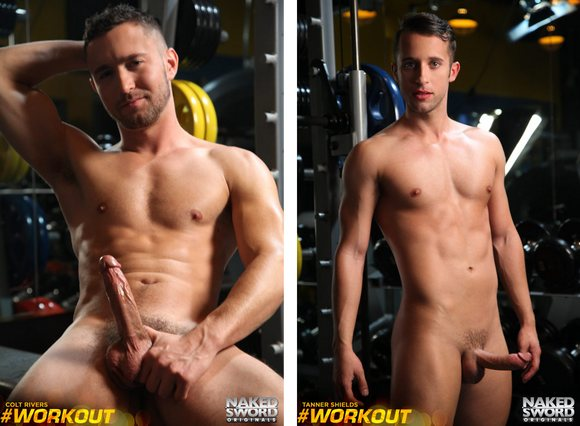 Colt Rivers Tanner Shields Gay Porn 1