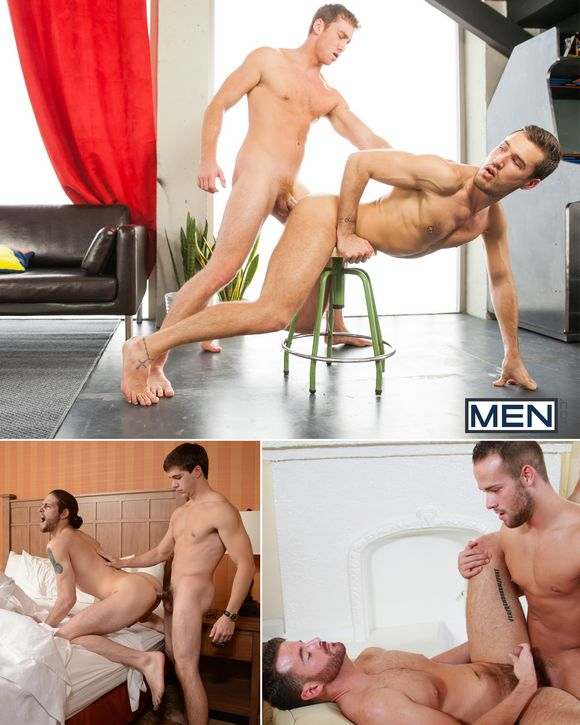 Gay Porn Connor Maguire Theo Ford Will Braun Luke Adams