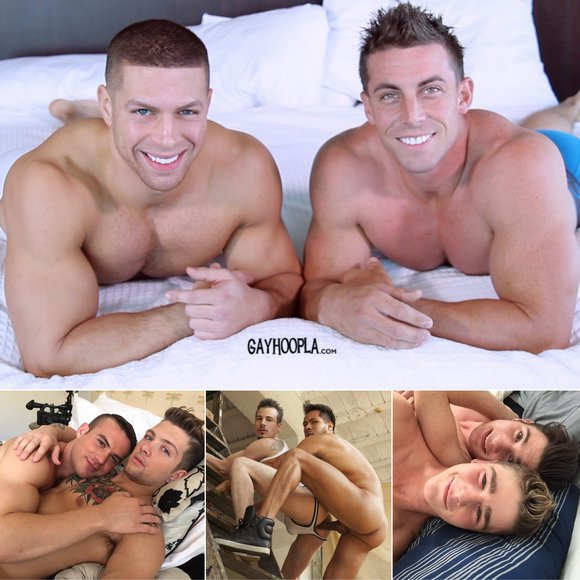 Gay Porn Sean Costin Derek Joens Sebastian Kross Killian James