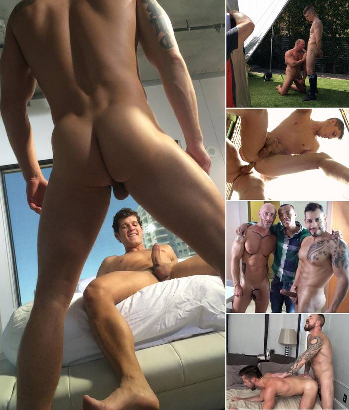 Gay Porn Nicoli Cole Casey Williams Viktor Rom Rocco Steele