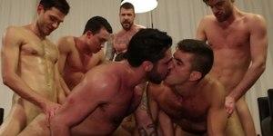 Max Schutler Gay Porn Orgy
