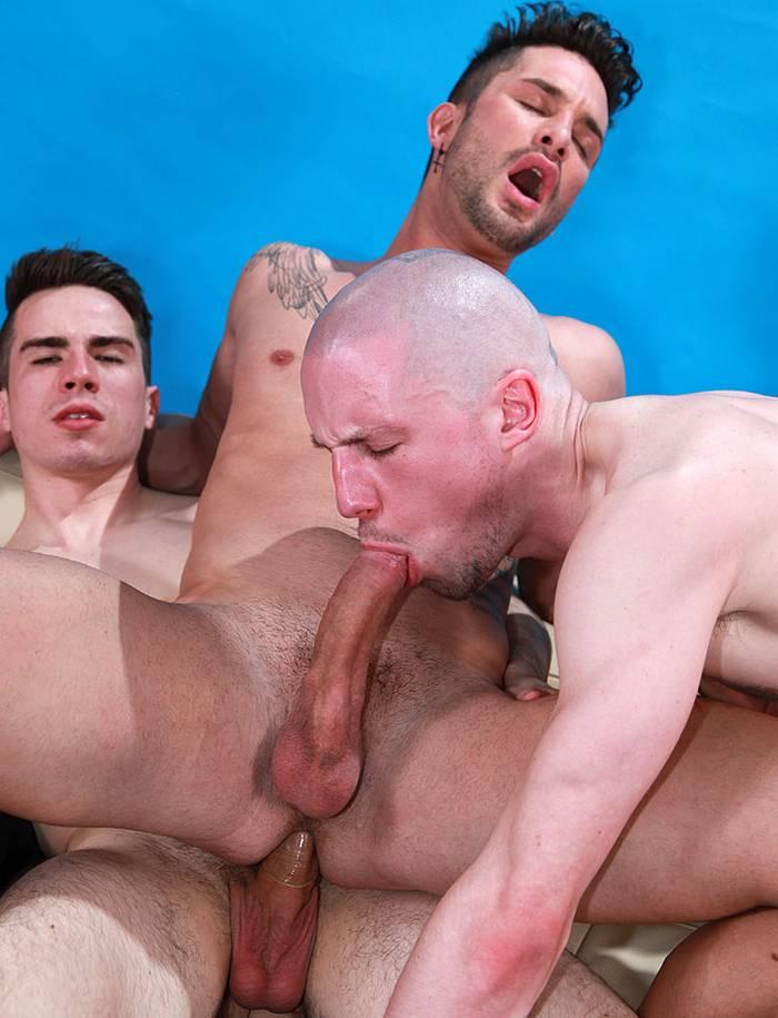 Andrea Suarez Brute Club Jason Domino Gay Porn UK Naked Men