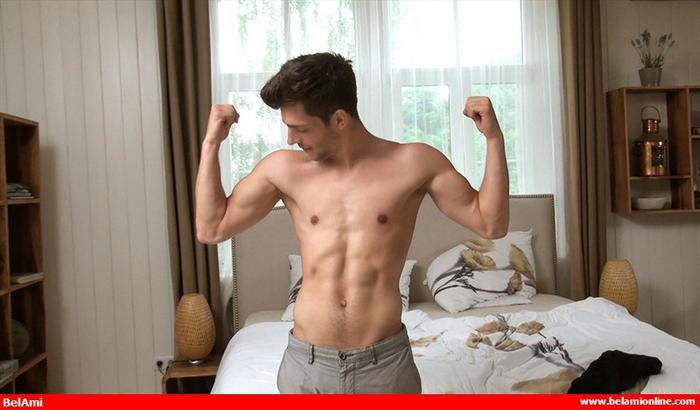 Ariel Vanean BelAmi Gay Porn Star 1