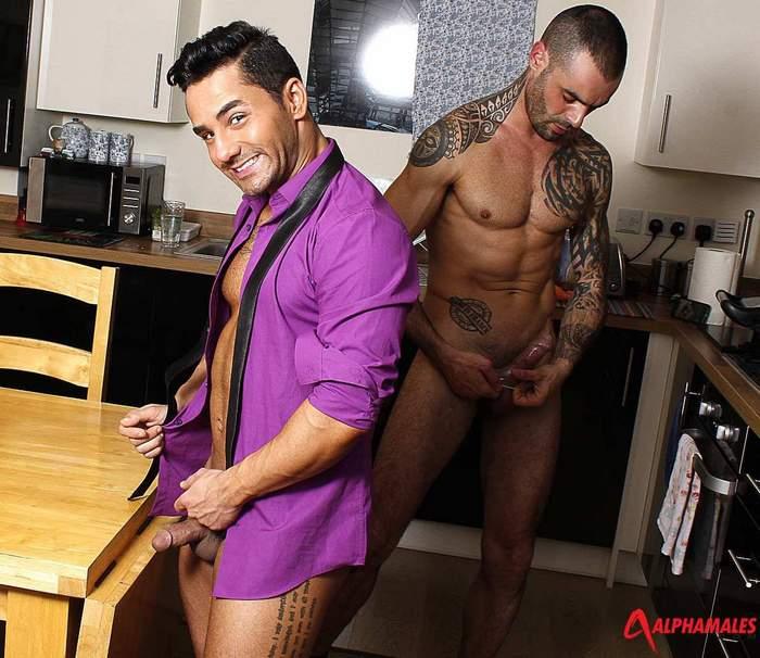 Bruno Bernal Issac Jones Gay Porn