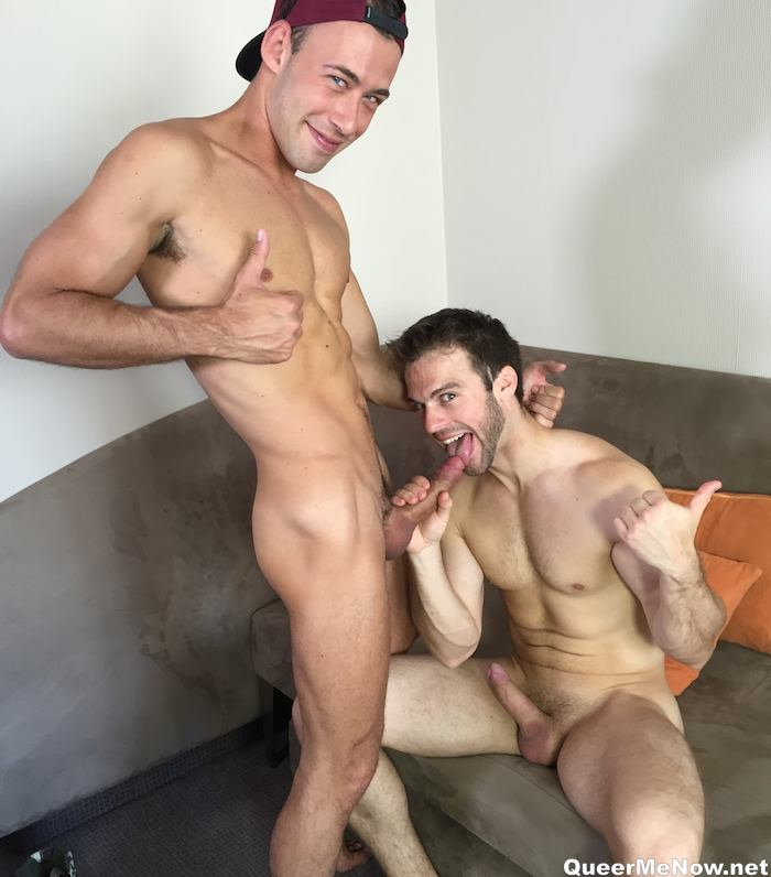 Gabriel Clark Brandon Jones Gay Porn BTS