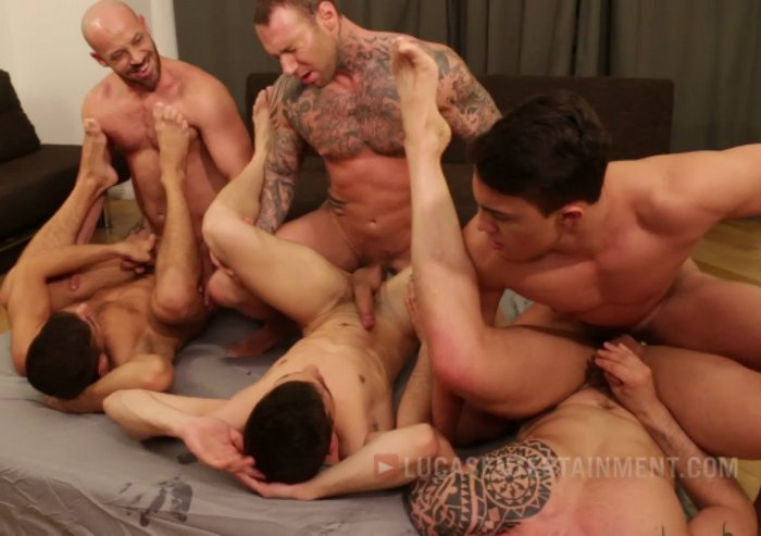 Free Bisexual Orgies Video Samples