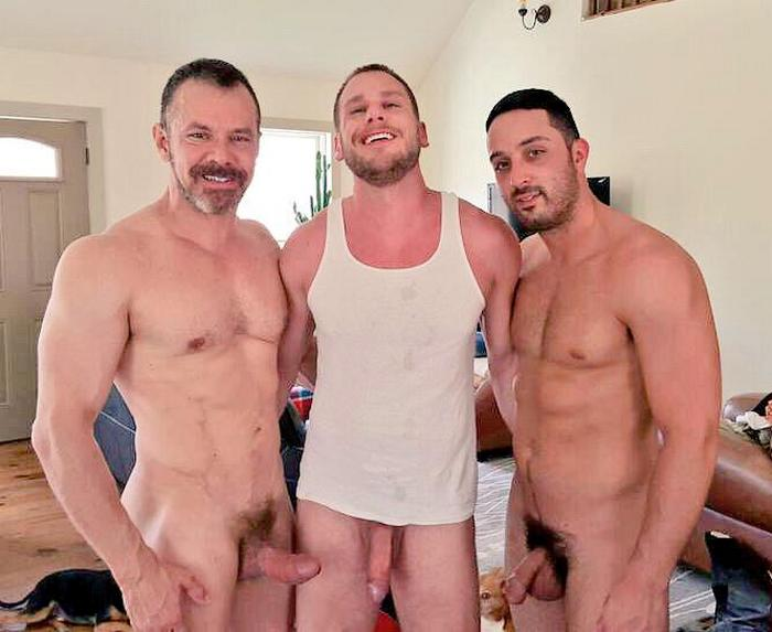 Hans Berlin Max Sargent Andrew Fitch