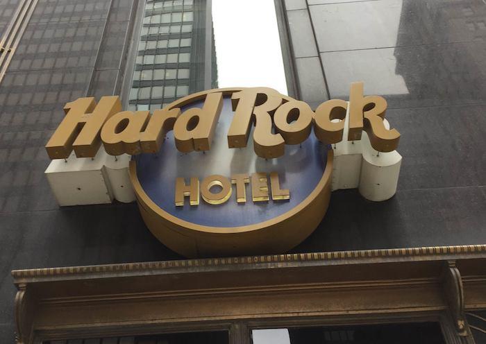 Hard Rock Hotel Chicago Grabby Weekend