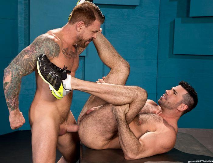 Rocco Steele Billy Santoro Gay Porn Huge Cock