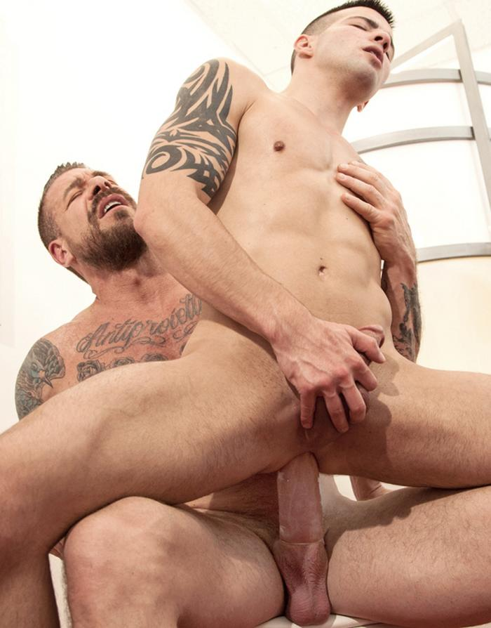 Rocco Steele Casey Everett Gay Porn Daddy Issues