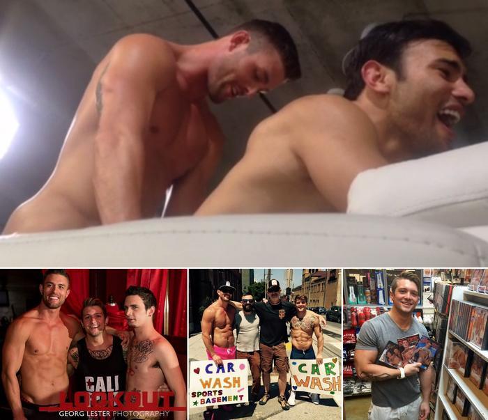 Ryan Rose Sebastian Kross Dorian Ferro Gay Porn