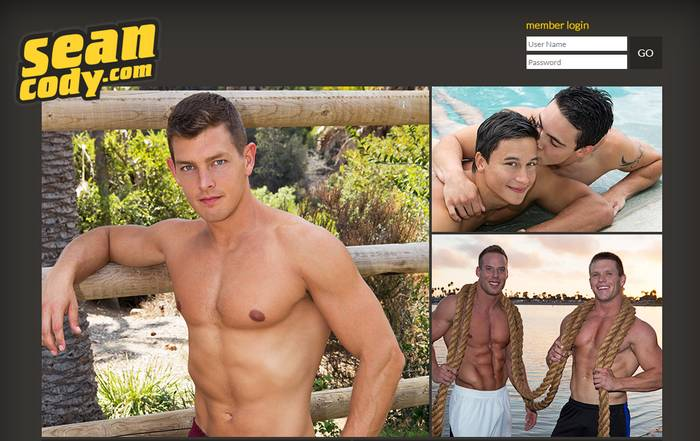 Sean Cody Gay Porn Website