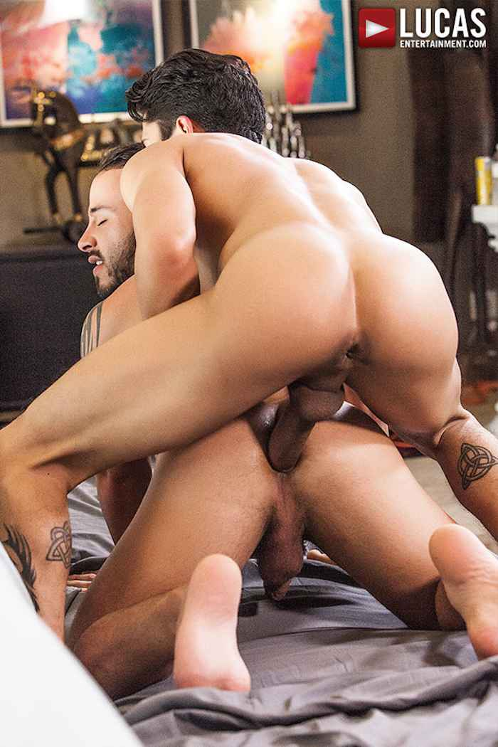 Jamie henry takes a load - 3 part 1