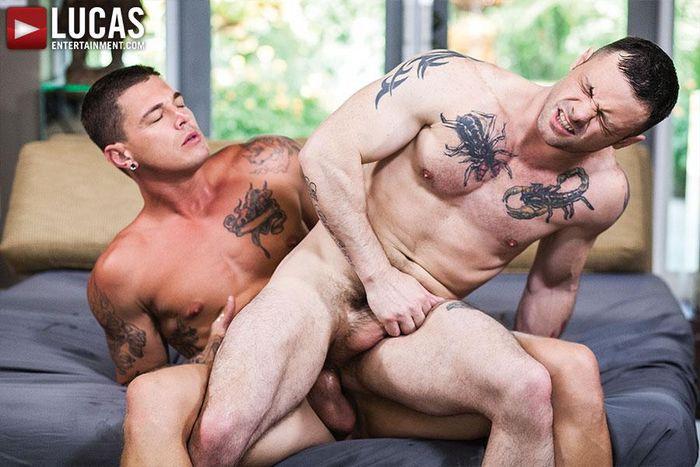 Sergeant Miles Sebastian Young Gay Porn Bareback Sex