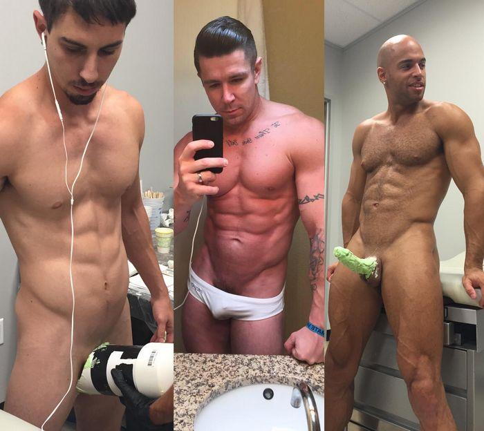 Trenton Ducati Sean Zevran Jake Orion Fleshjack Porn Models