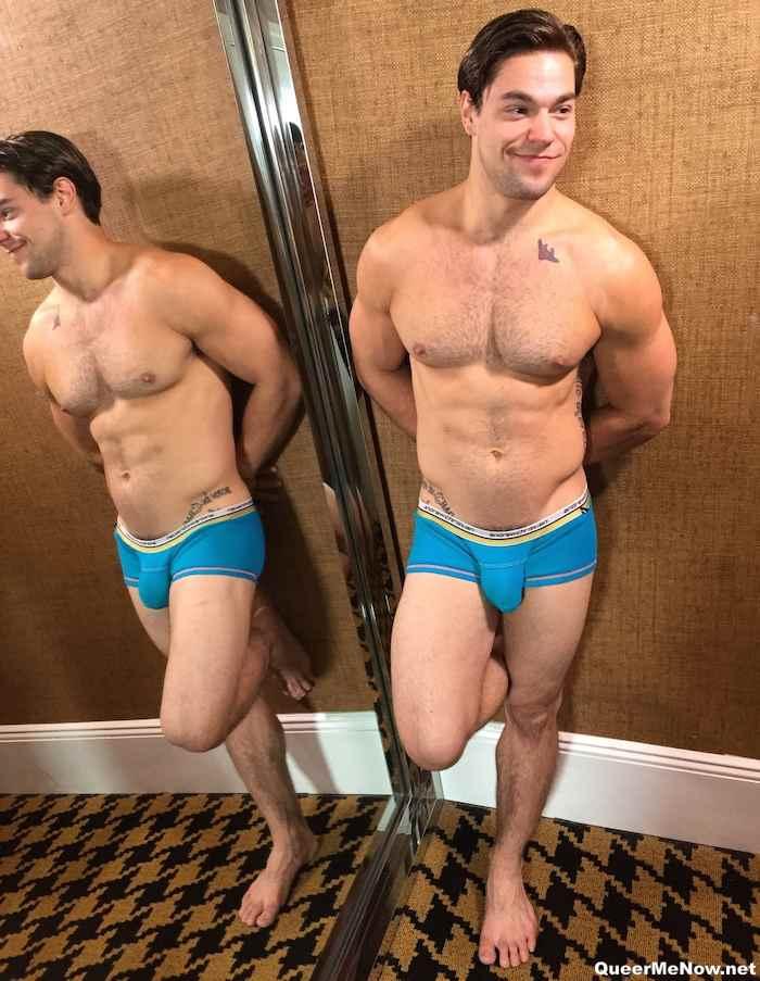 Aspen gay porn star