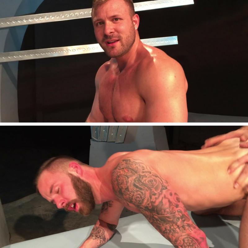 Austin Wolf Chris Bines Gay Porn Shoutout