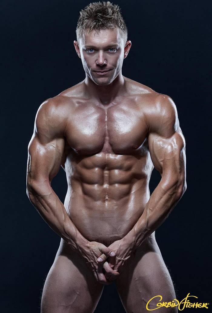 Dawson CorbinFisher Muscle Gay Porn Star