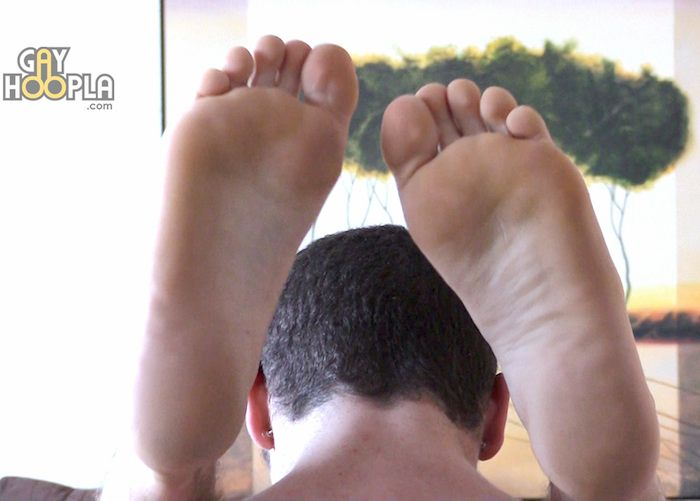 Jarod Spear Jeff Niels Gay Porn Feet