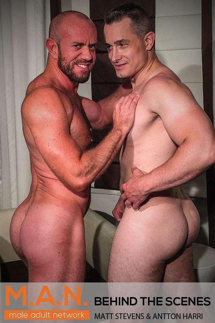 Antton Harri Matt Stevens Gay Porn MaleAdultNetwork