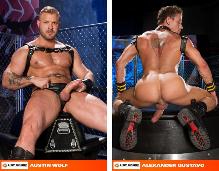 Gay porn alexander and crudo