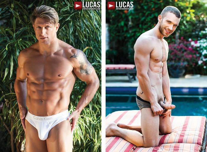Lucas bryce evans fucks michael