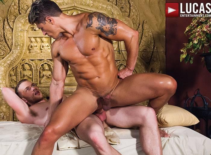 Bryce Evans Jake Andrews Gay Porn Bareback Sex
