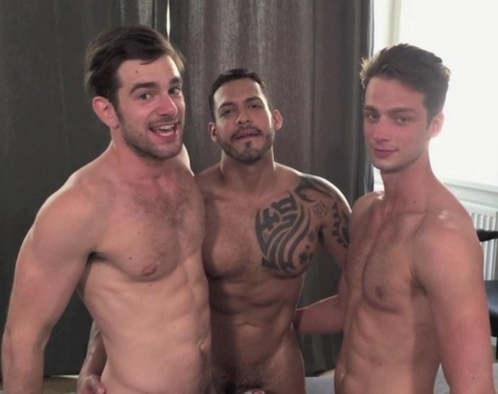Damon Heart Zander Craze Viktor Rom Gay Porn BTS LucasEnt