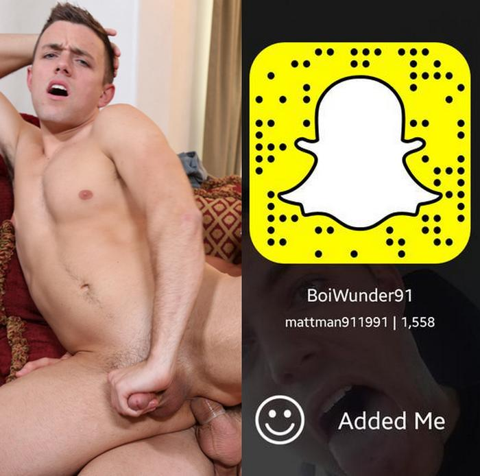 Gay porn snapchat stories