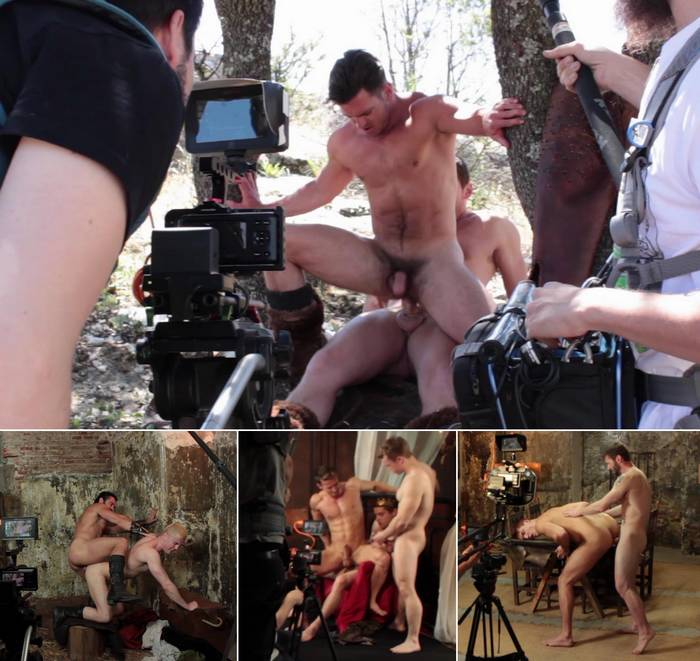 Gay Of Thrones Porn Parody Behind The Scenes