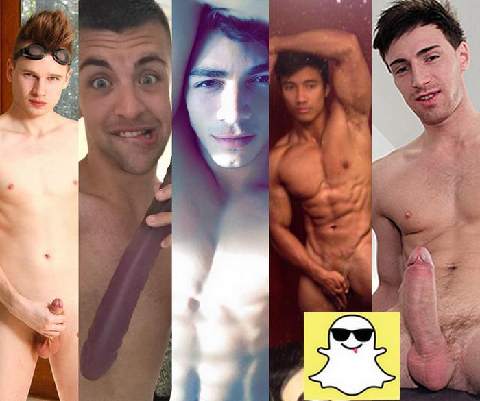 Gay Porn Stars Snapchat