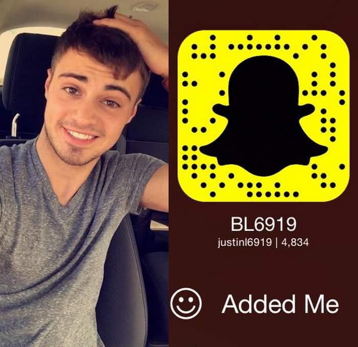 Hunter Page Gay Porn Star Snapchat