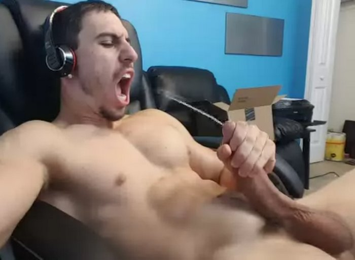 Cum in his mouth porn