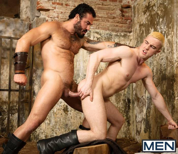 Jessy Ares JP Dubois Gay of Thrones Porn Parody XXX