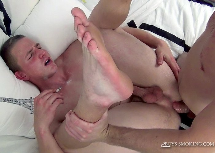 Marcus Mojo Dylan Knight Gay Sex Boys Smoking